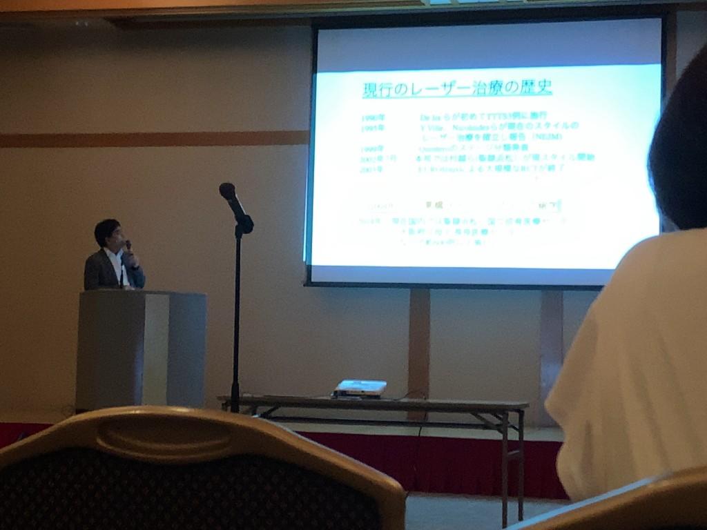 高橋先生の素晴らしいご講演でした